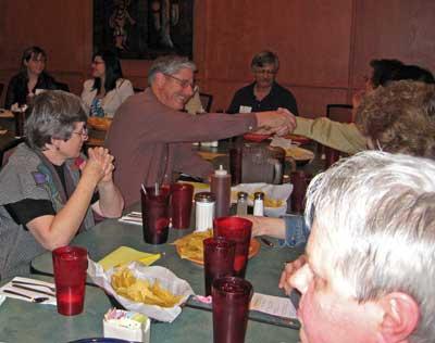 Kachina Chapter Meeting, February 25, 2009 - Bob