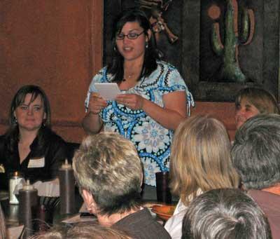 Kachina Chapter Meeting, February 25, 2009 - Carmelita