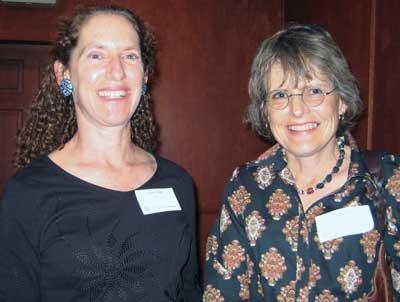 Kachina Chapter Meeting, February 25, 2009 - Ellen and Eleni