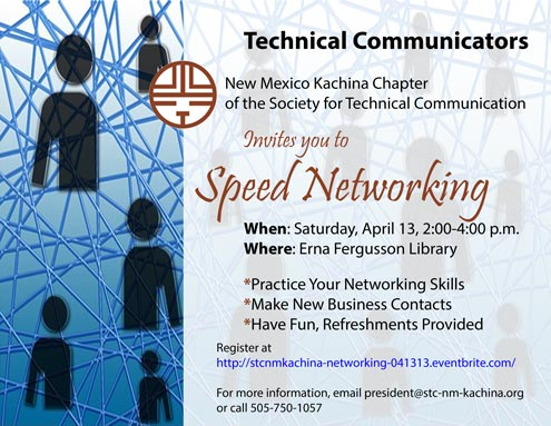 STC Kachina Speed Networking